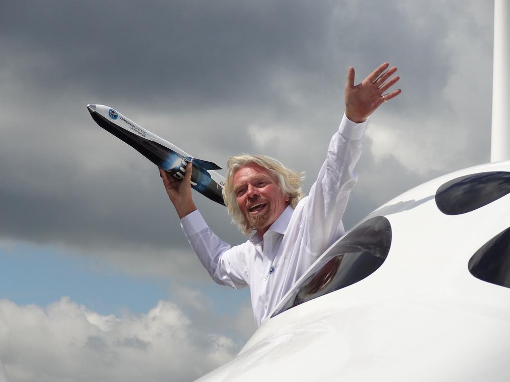 Investing Richard Branson