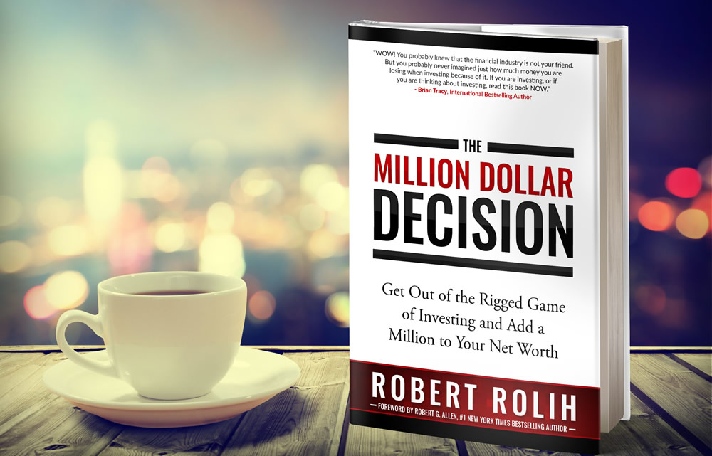 Investing quote from The Million Dollar Decision