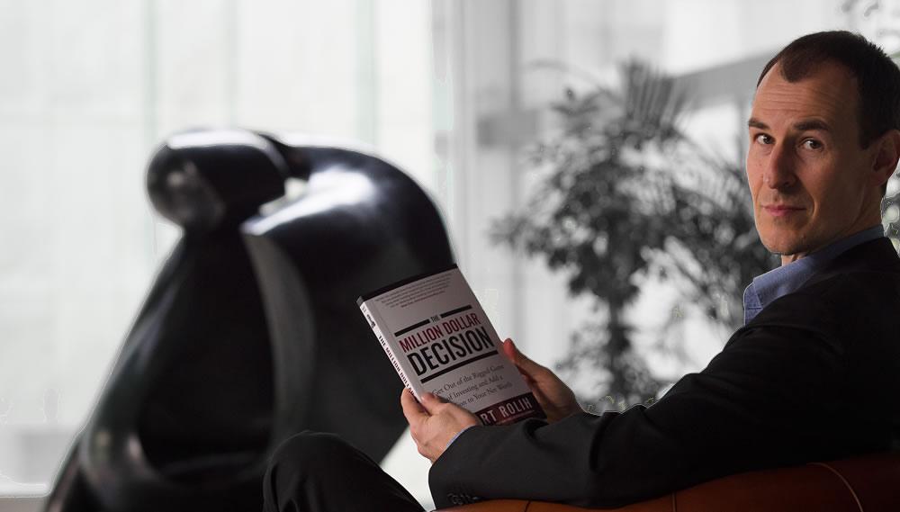 Robert Rolih Investing Quotes