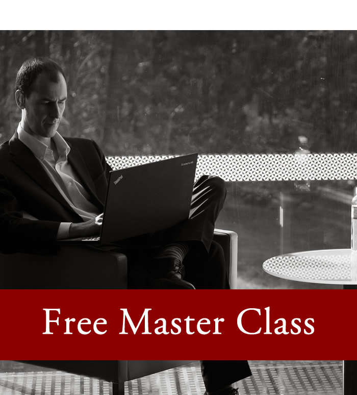 Free investing Master Class